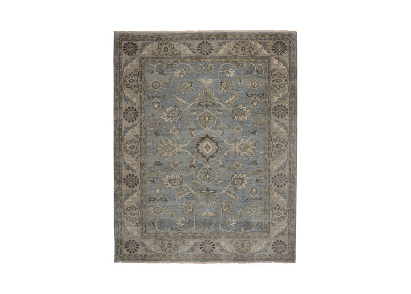 Suzain Rug, Blue/Gray ,  , large_gray
