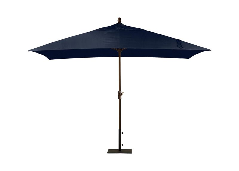 Indigo Rectangular Market Umbrella ,  , large_gray