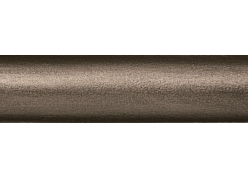 "1 3/8"" Smooth Wood Pole, Oil-Rubbed Bronze ,  , large_gray"