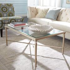 Wonderful ... Large Rectangular Heron Coffee Table , , Hover_image