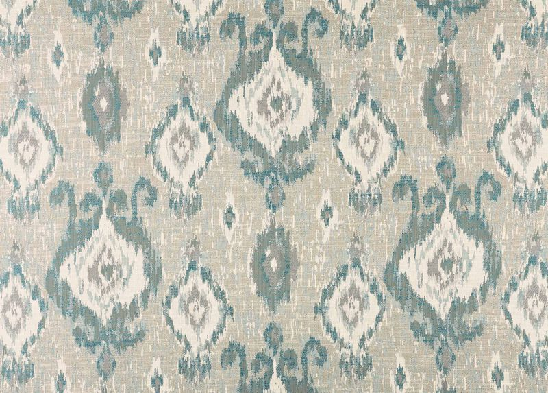 Anya Teal Fabric By the Yard ,  , large_gray