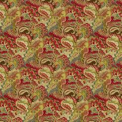 Jasmin Red Fabric ,  , large