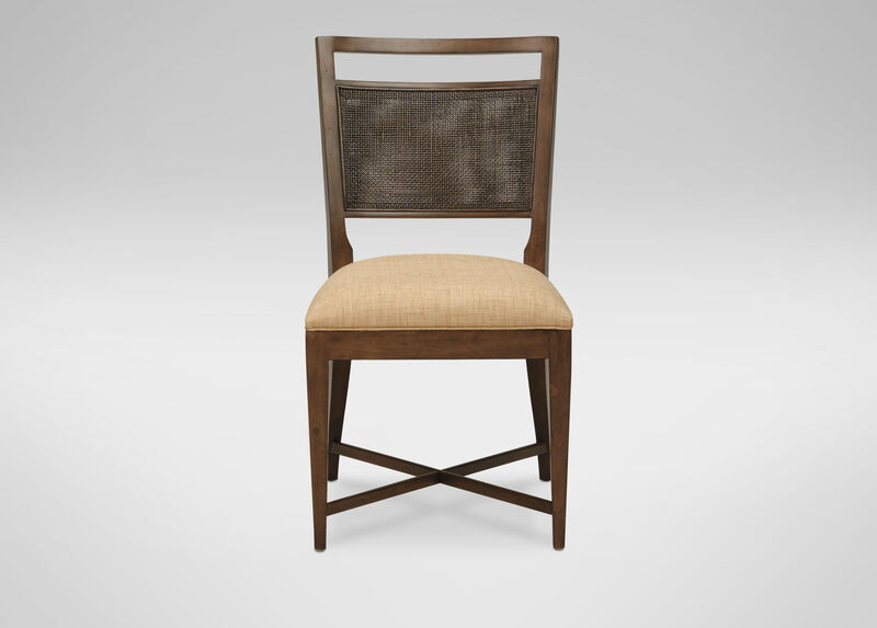 Grady Cane Back Side Chair ,  , large_gray