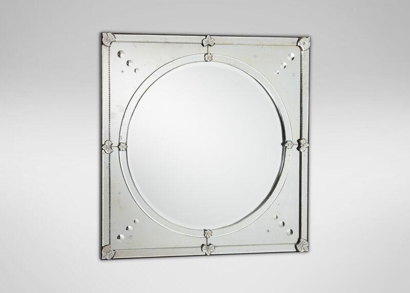 Contemporary Venetian Mirror ,  , large_gray