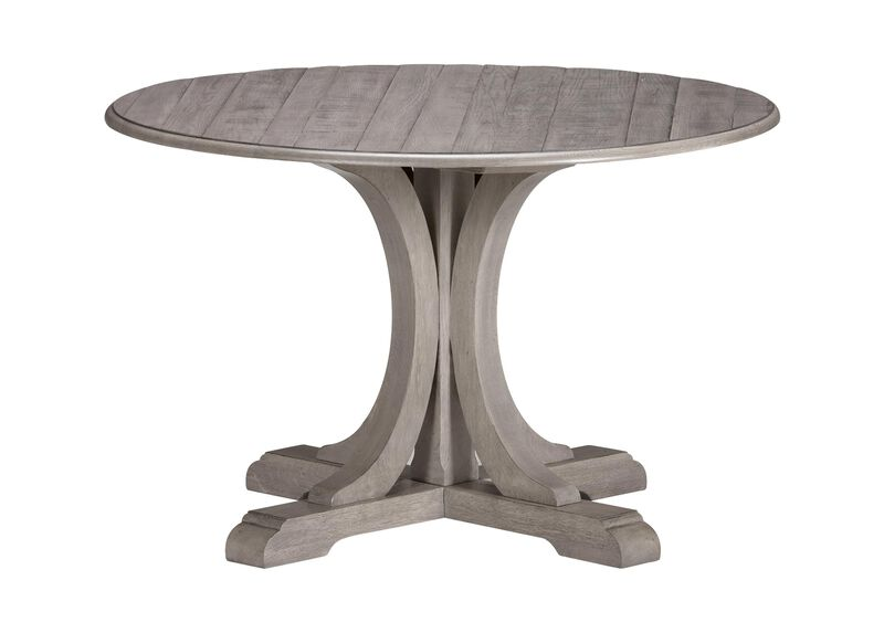 Corin Rough Sawn Dining Table ,  , large_gray