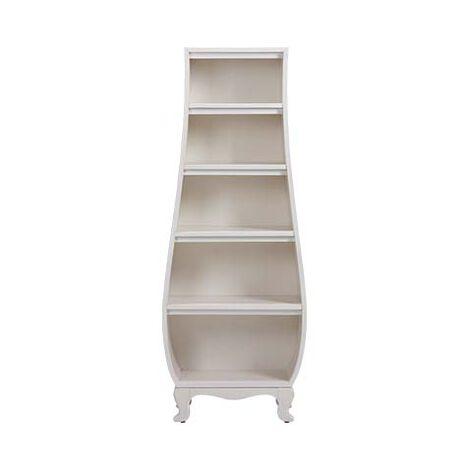 Neverland Bombé Bookcase ,  , large