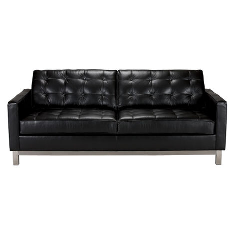 Melrose Leather Sofa ,  , large