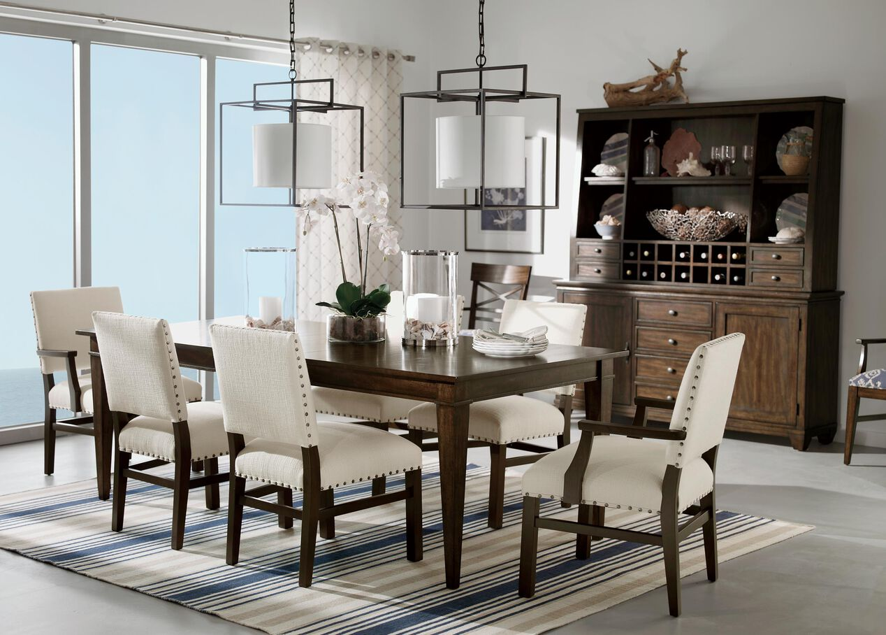 Living Room Sets Ethan Allen christopher dining table | dining tables