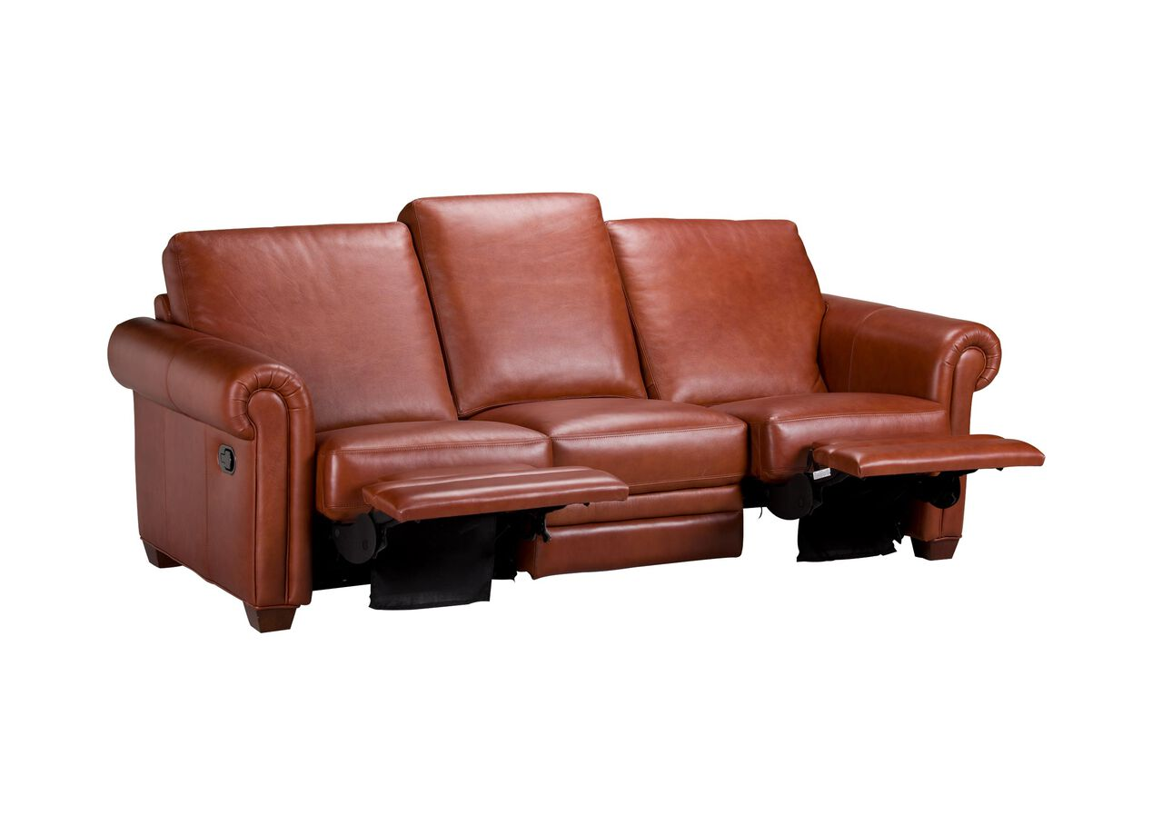 Conor Leather Incliner Sofas Amp Loveseats