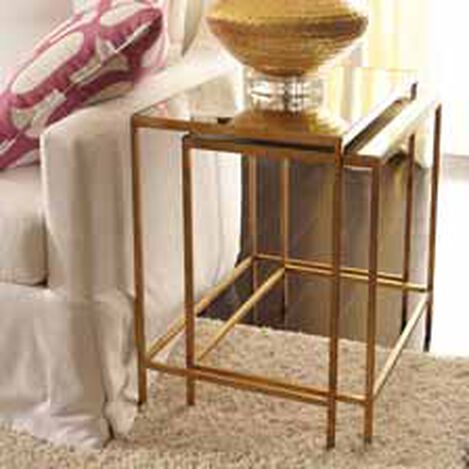 Large Zachary Nesting End Tables Hover Image