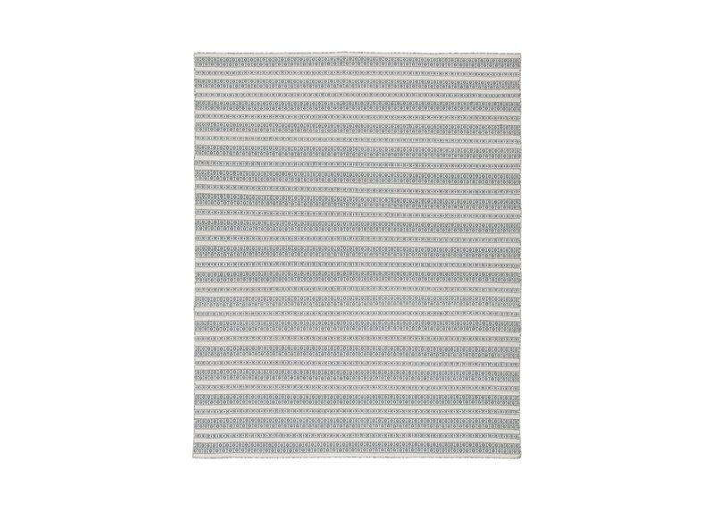 Woven Symmetry, Cream/Seafoam ,  , large_gray