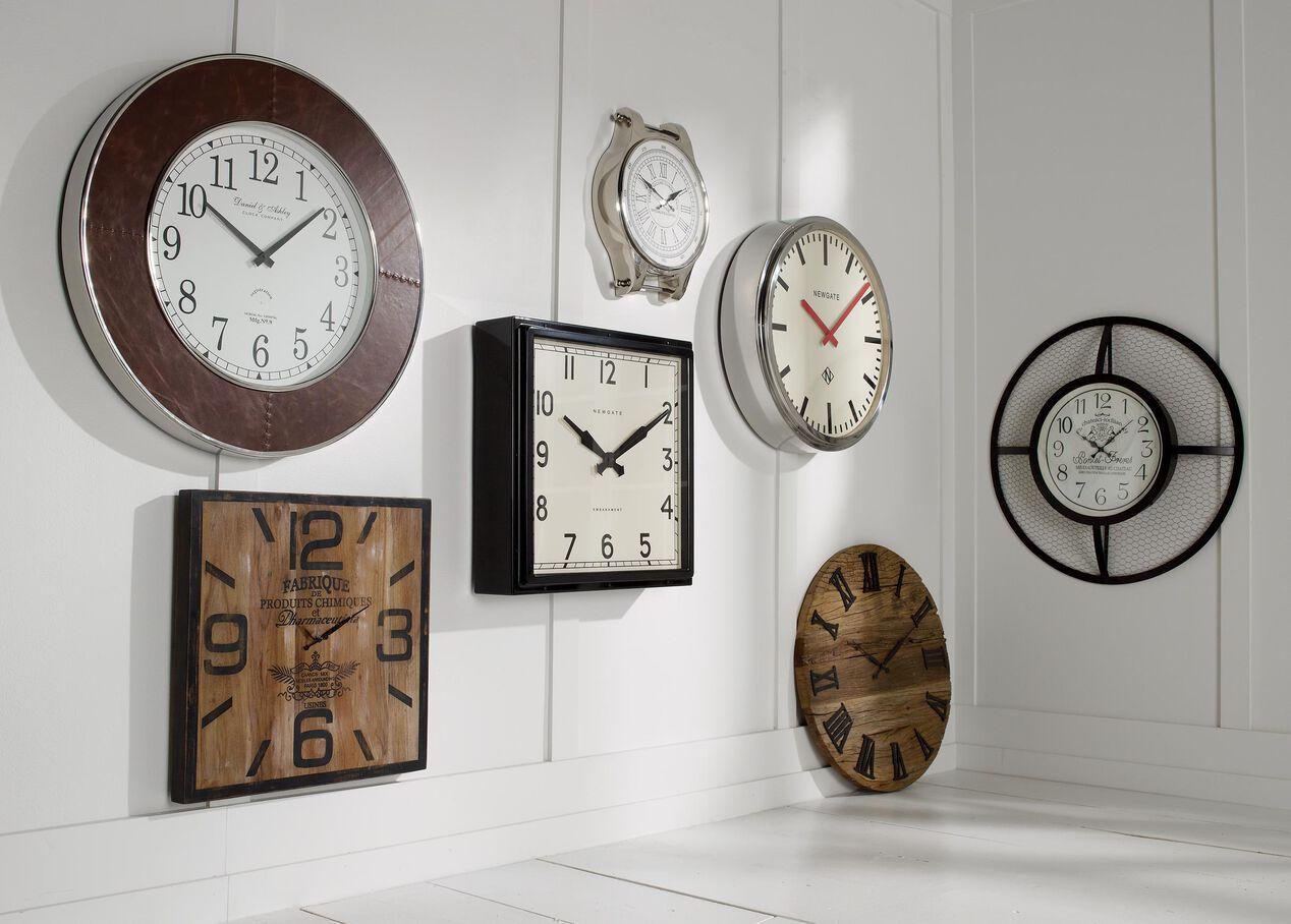 small tessuto wall clock clocks. Black Bedroom Furniture Sets. Home Design Ideas