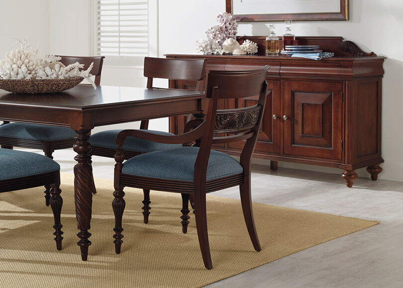 Appealing Ethan Allen Dining Room Sets Pictures House Designs