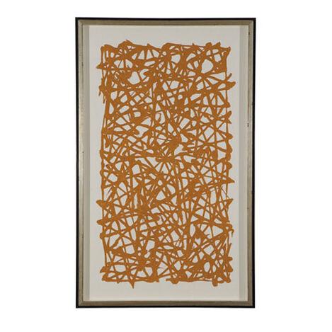Mustard Paper Art ,  , large