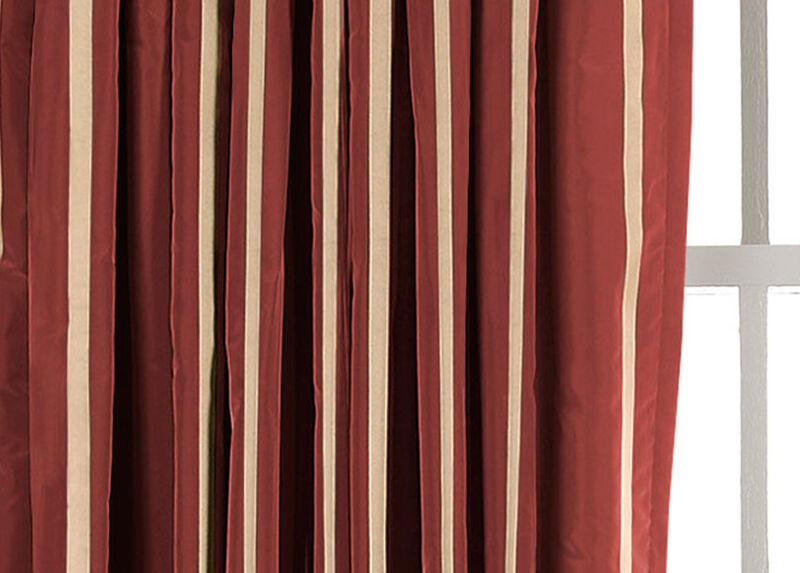 Chinois/Gold Taffeta Stripe Fabric by the Yard ,  , large_gray