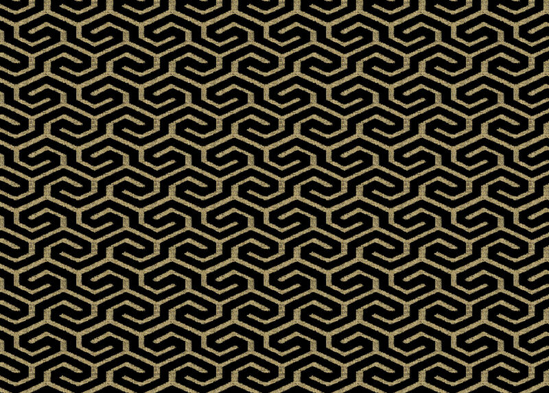 Declan Black Fabric by the Yard ,  , large_gray