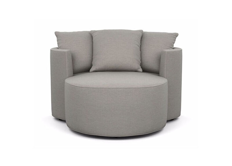 Mickey Mouse Club Chair and a Half ,  , large_gray