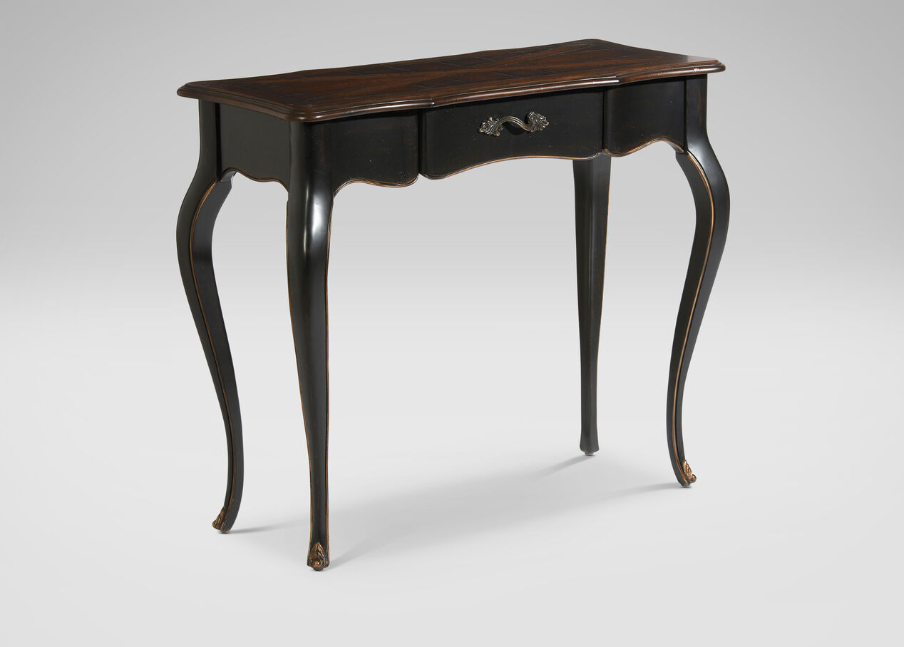 French black console table console tables for Sofa table vs console table