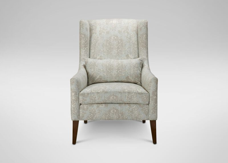 Kyle Wing Chair ,  , large_gray
