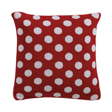 Dotty Knit Pillow, Mickey's Shorts ,  , large