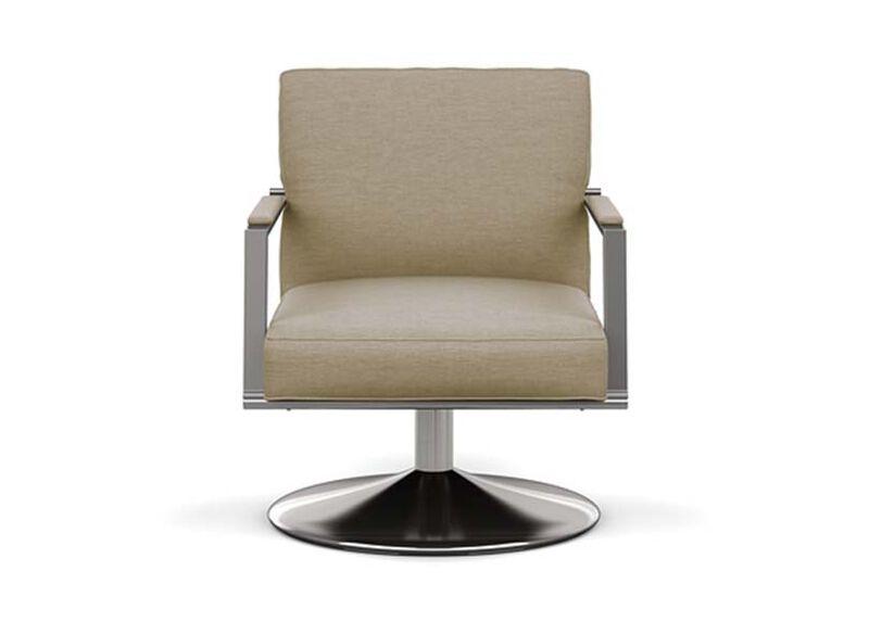 Animator's Chair , Zest Linen (D1031), strie texture , large_gray