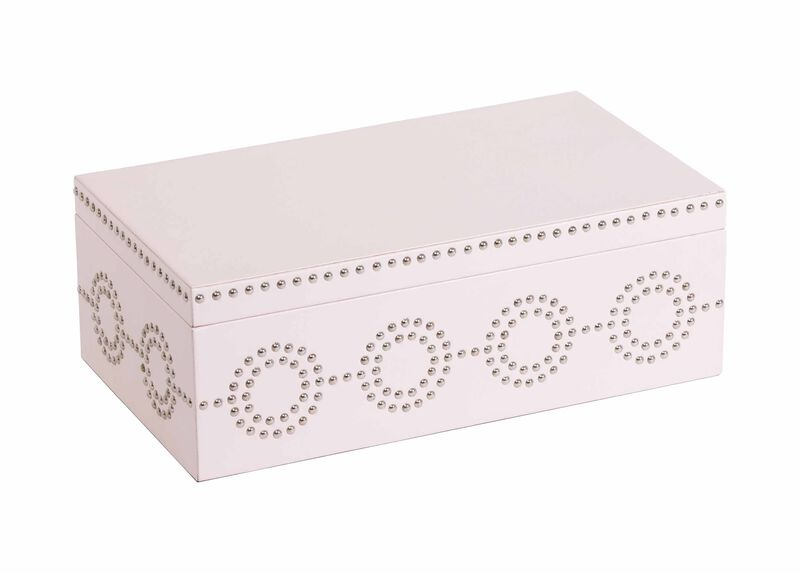 Blush Nail Deco Box at Ethan Allen in Ormond Beach, FL | Tuggl