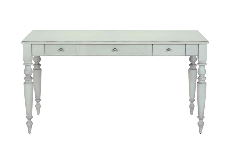 Turned Leg Writing Desk ,  , large_gray