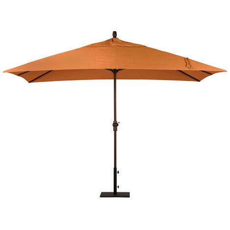 Tuscan Sun Rectangular Market Umbrella ,  , large