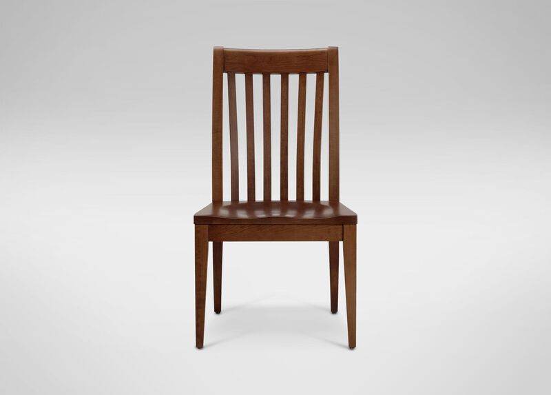 Teagan Wood-Seat Side Chair ,  , large_gray