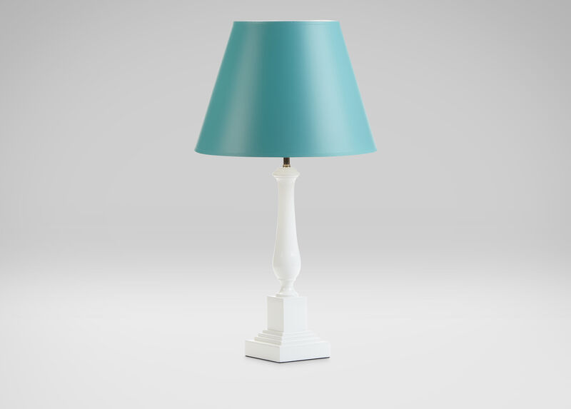 Magee Turquoise Table Lamp ,  , large_gray