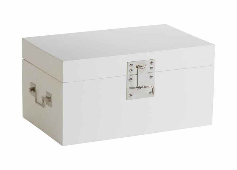 White Small Canton Box ,  , large_gray
