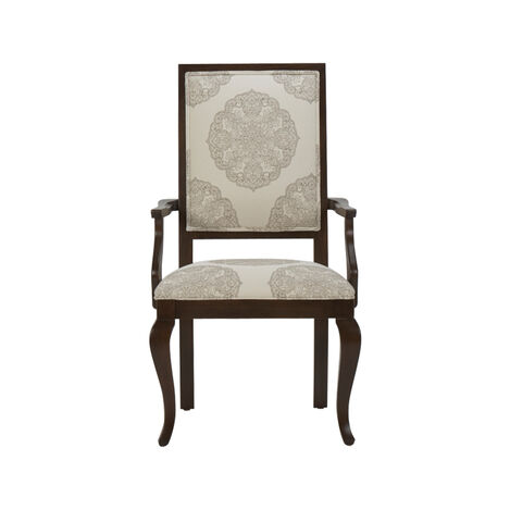 Hayden Cabriole-Leg Armchair ,  , large