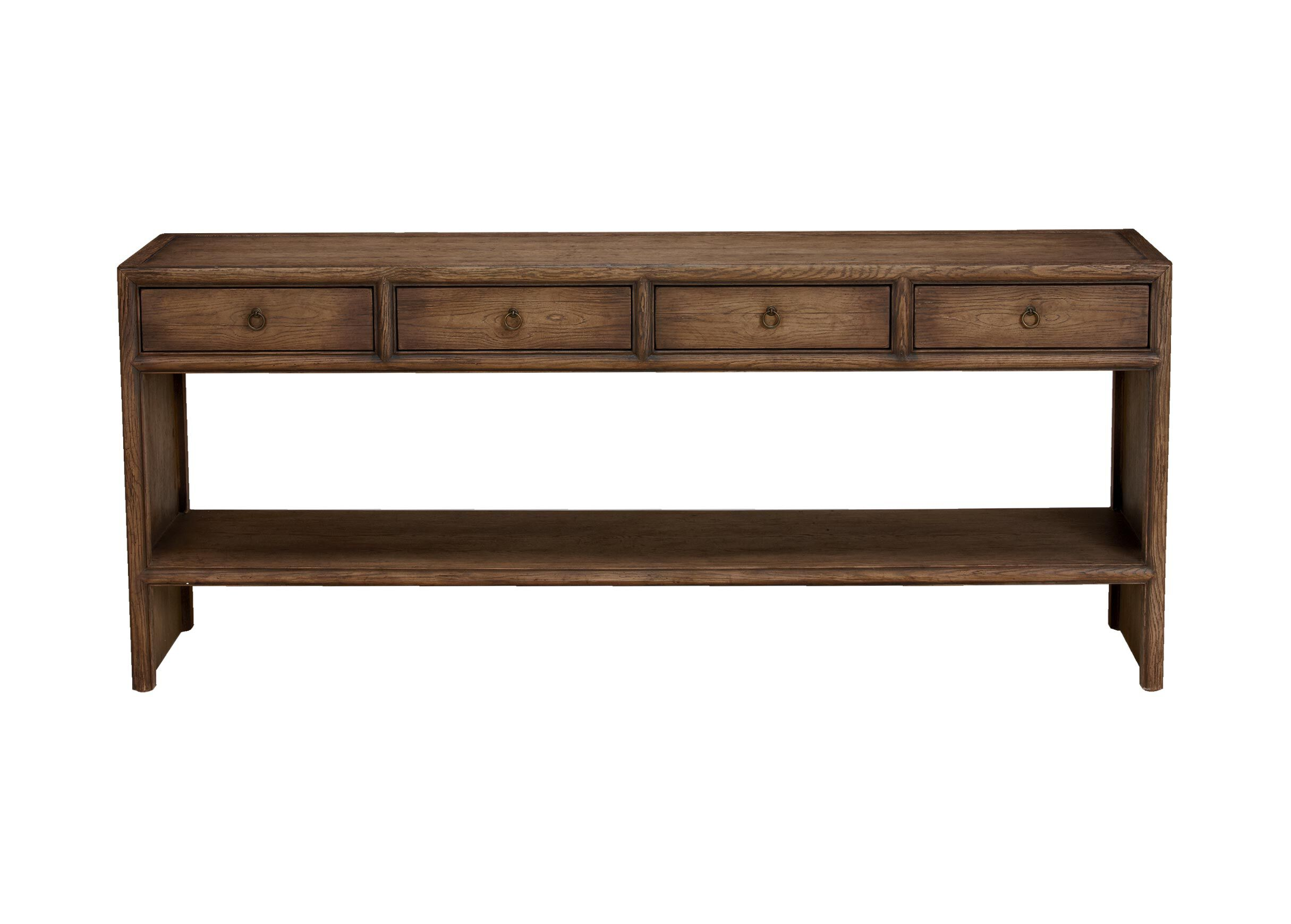 Images Large Shogun Console Table , , Large_gray