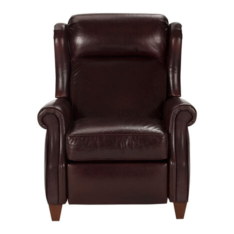 Graham Leather Recliner ,  , large