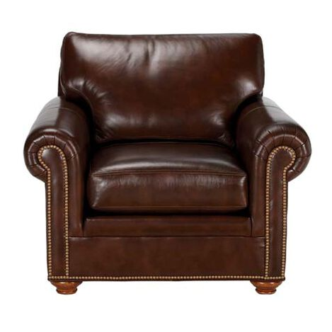 Conor Leather Chair ,  , large