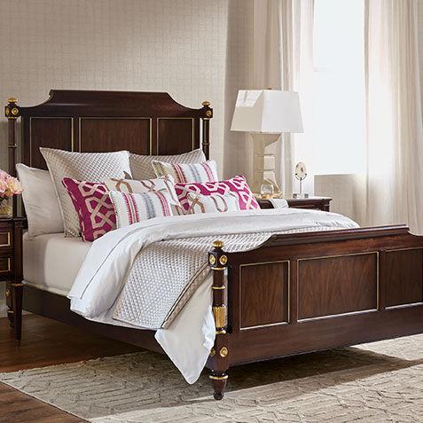 Georgetown Bed. BEDROOM | Beds