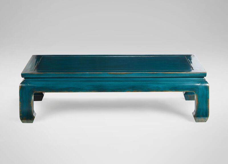 Dynasty Rectangular Coffee Table ,  , large_gray