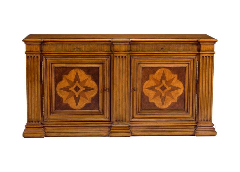 Lombardy Marquetry Sideboard ,  , large_gray
