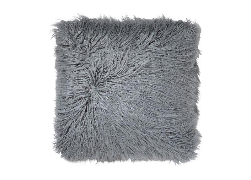 Faux Fur Pillow ,  , large_gray