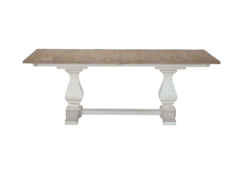 Cameron Extension Rustic Dining Table ,  , large_gray