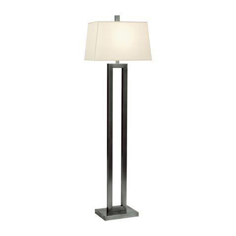 stafford bronze floor lamp large