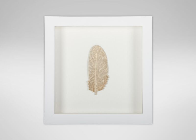 Gold Chicken Feather at Ethan Allen in Ormond Beach, FL | Tuggl