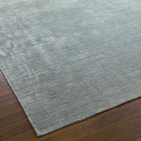 Loomed Wool Rug, Seafoam ,  , hover_image
