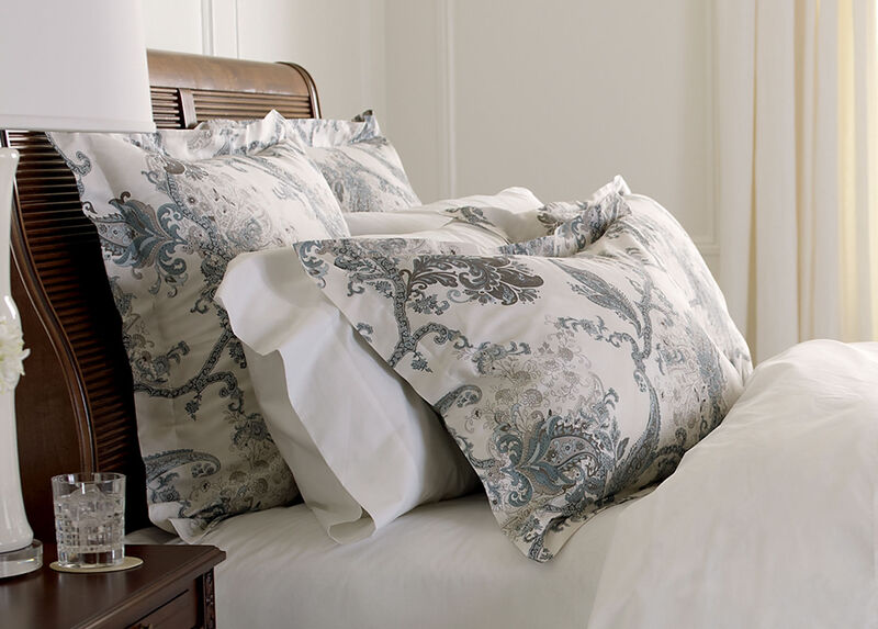 Wynsome Paisley Sham ,  , large_gray