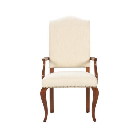 Hadley Cabriole-Leg Armchair ,  , large