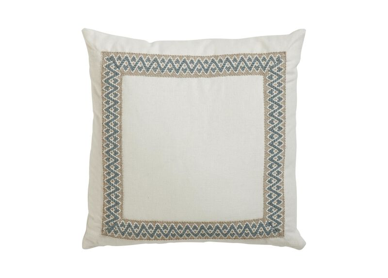 Framed Ivory Pillow at Ethan Allen in Ormond Beach, FL | Tuggl