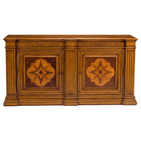Lombardy Marquetry Sideboard ,  , large