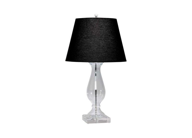Groton Glass Table Lamp ,  , large_gray
