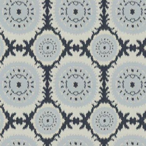 Roseto Indigo Fabric ,  , large