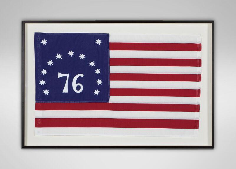 Bennington Flag ,  , large_gray